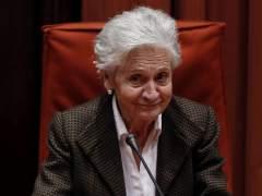 El juzgado del 'caso Pujol' retiene la devolución de Hacienda a Ferrusola