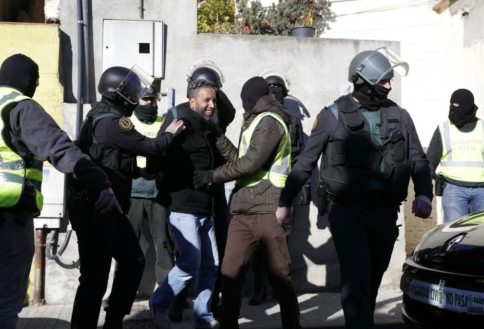 Cuatro detenidos en una operación antiyihadista