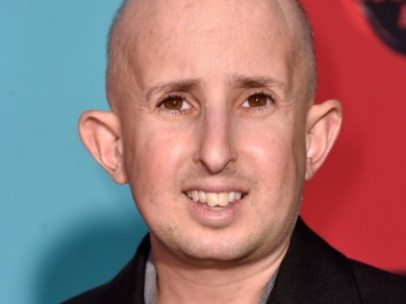 El actor Ben Woolf.