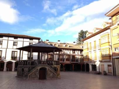 Plaza del quiosco