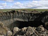 Nuevo cráter hallado en Siberia
