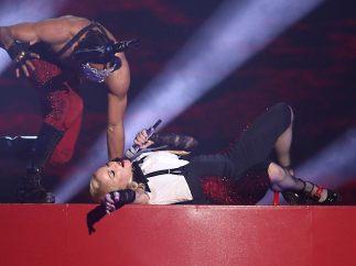 Madonna en los Brit Awards