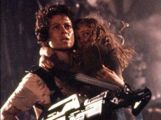 Sigourney Weaver en Aliens