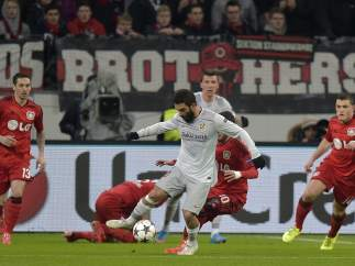 Bayer Leverkusen-Atlético de Madrid