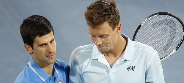 Djokovic y Berdych