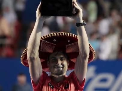 Ferrer, campeón
