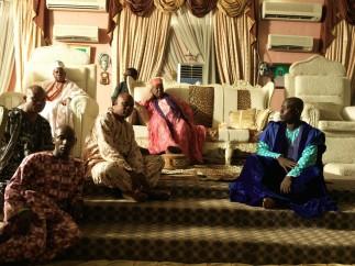 HRM Oba Okunade Sijuwade, Olubuse II, Ooni of Ife, 2012