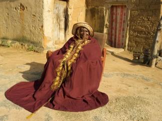 HRH Queen Hajiya Hadizatu Ahmedu, Magajiya of Kubwada, 2012