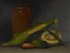 'Corn and Cantaloupe', ca. 1813