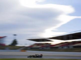 Entrenamientos de Fórmula 1 en Montmeló