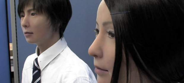 Robots humanoides japoneses