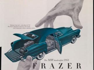 Kaiser Frazer ad, 1951