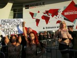 Protesta de Femen