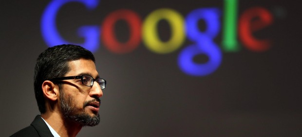 Sundar Pichai, vicepresidente Google