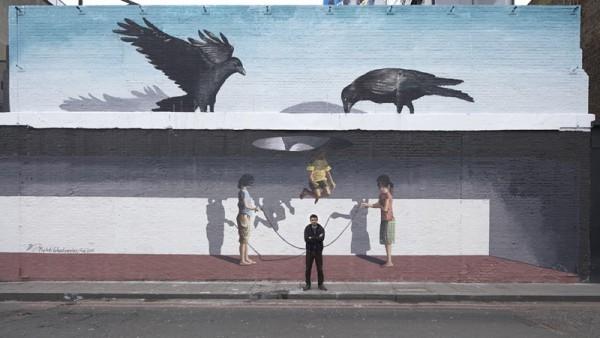 Mural en Londres