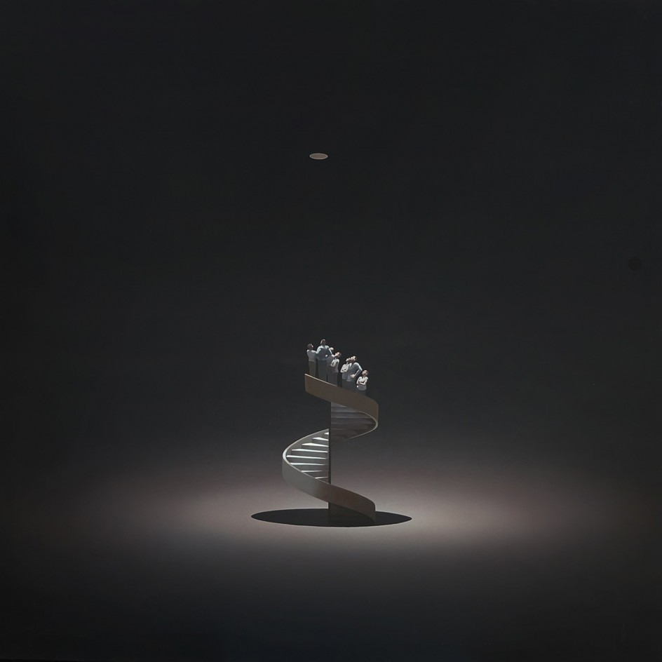 Anticipation of Sin - Mehdi Ghadyanloo - 2015