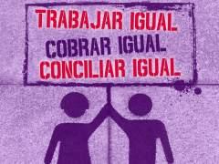 Cartel convocatoria de manifestaci�n del 8 de marzo