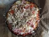 Pizza ligera