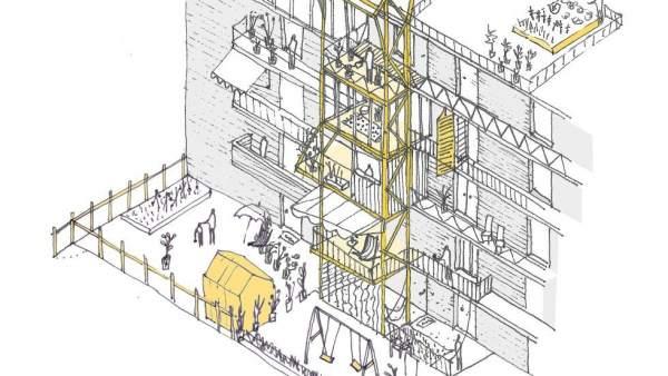 'Cloud Housing': la economía colaborativa también se puede aplicar a la vivienda