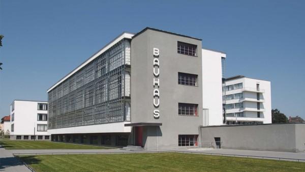 Sede original de la Bauhaus