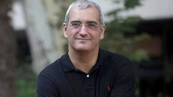 Antonio Jesús Ruiz Aguilar, candidato del PA a la presidencia de la Junta de Andalucía.