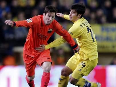 Messi y Trigueros