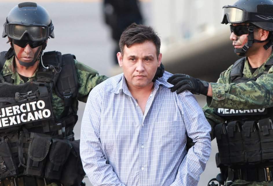 Detenido el líder de 'Los Zetas'