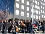 Cooperativistas afectados de Progreso Arganda