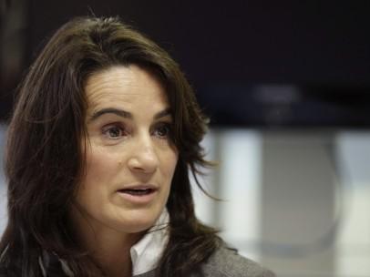 Isabel Fernández, vicepresidenta del Comité Olímpico Español