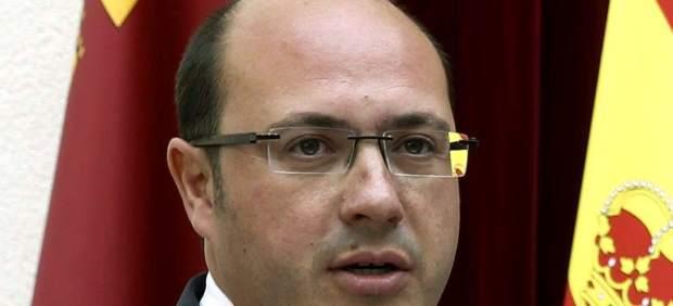 Candidato del PP a Múrcia, Pedro Antonio Sánchez
