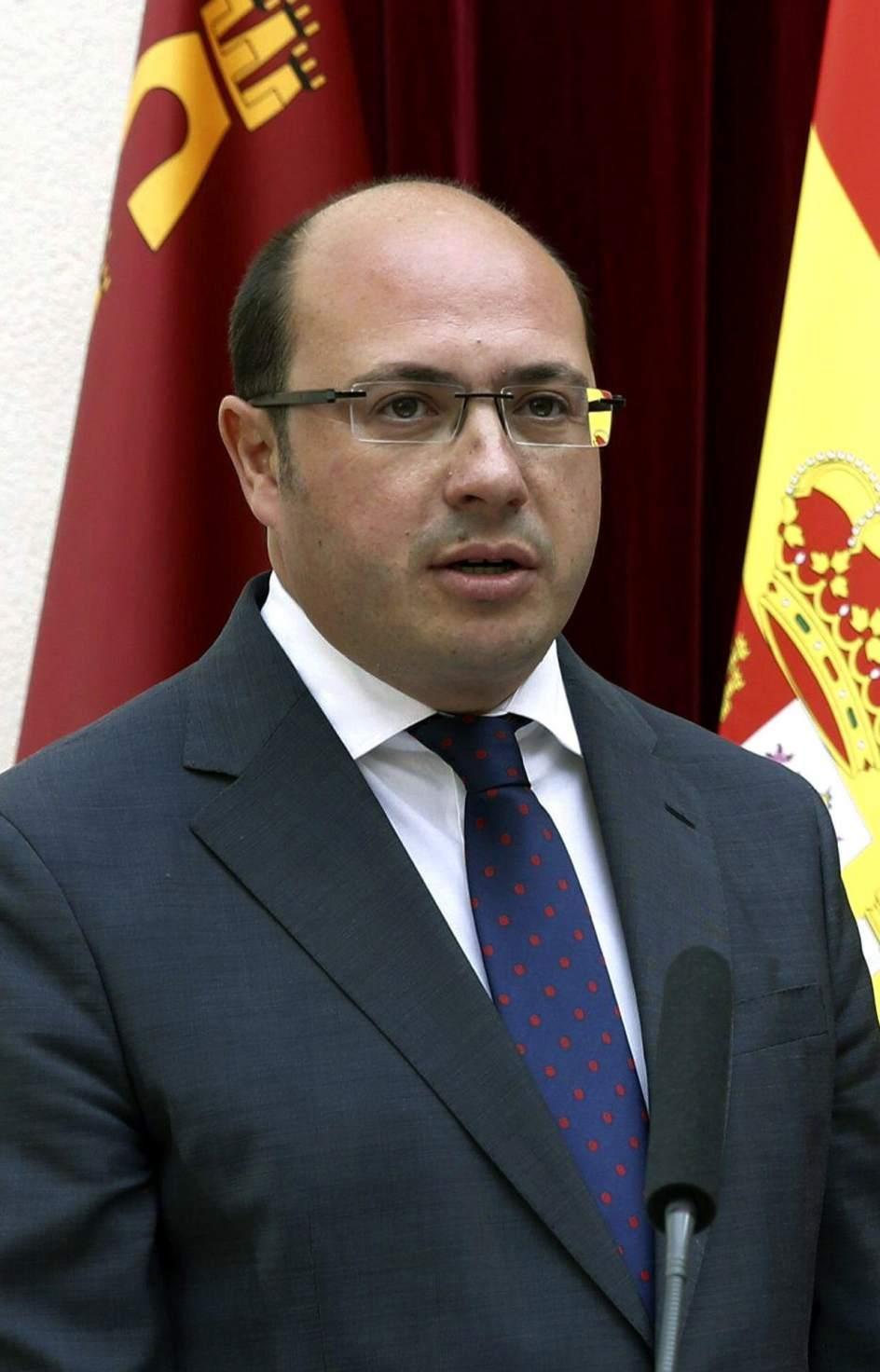 Resultado de imagen de Pedro Antonio Sánchez