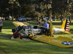 Accidente Harrison Ford