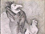 Leonora Carrington - Do You Know My Aunt Eliza? 1941