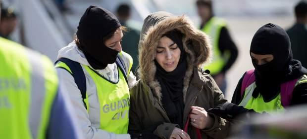 Detenida cuando iba a viajar para unirse a Estado Islámico