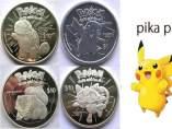 La naci�n de la isla de Niue tiene monedas con personajes de Disney, de Star Wars, Pok�mon y m�s