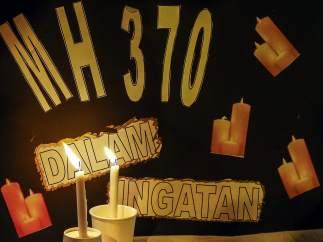 Aniversario del vuelo MH370
