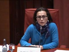 El juez felicita al gestor de Mireia Pujol