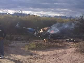 Mueren diez personas en una accidente de helicóptero