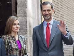 Los Reyes de España.