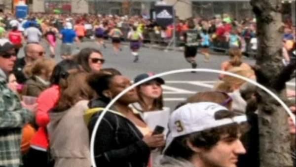 Nuevas imágenes del atentado de Boston