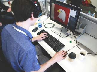 Los jóvenes en el mercado laboral