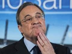 """Florentino sobre el 'caso De Gea': """"No creo que el United tuviera mala voluntad"""""""