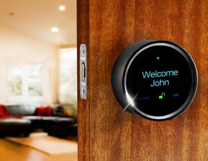 As es goji la cerradura 39 inteligente 39 que quiere jubilar las llaves de toda la vida - Cerraduras electronicas para casa ...