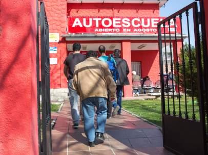 Recuperación puntos carné de conducir Madrid