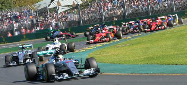 Gran Premio de Australia de Fórmula 1
