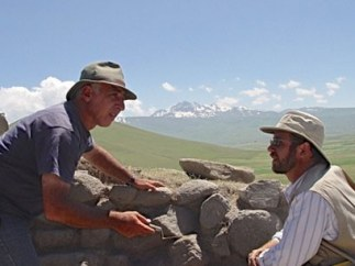 Excavaciones de Gegharot