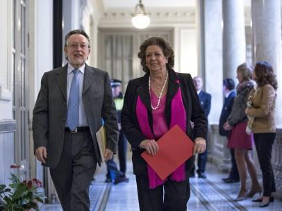El 'número dos' de Rita Barberá, Alfonso Grau, anuncia su dimisión