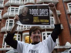 Francia deniega a Julian Assange su petici�n de asilo