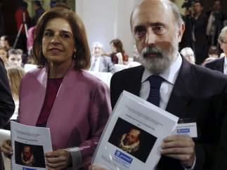 Informe sobre Cervantes