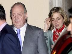 El rey Juan Carlos viaja a Suiza para celebrar el 50 cumpleaños de Iñaki Urdangarin